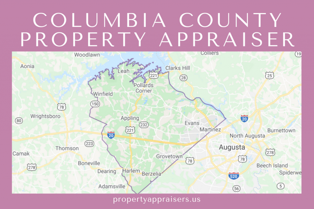 columbia county property appraiser