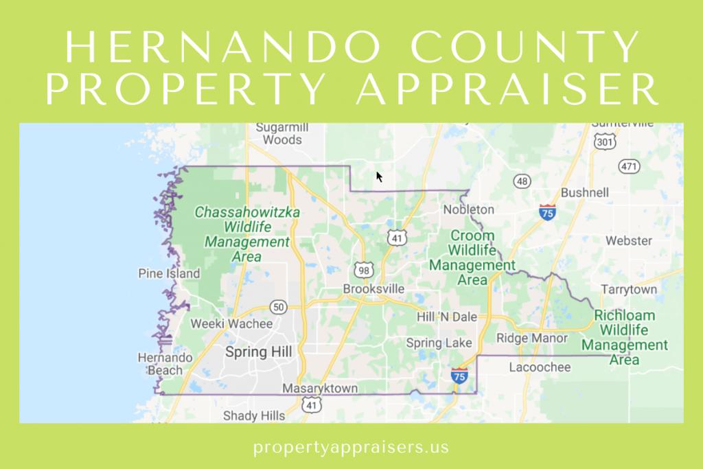 hernando county property appraiser