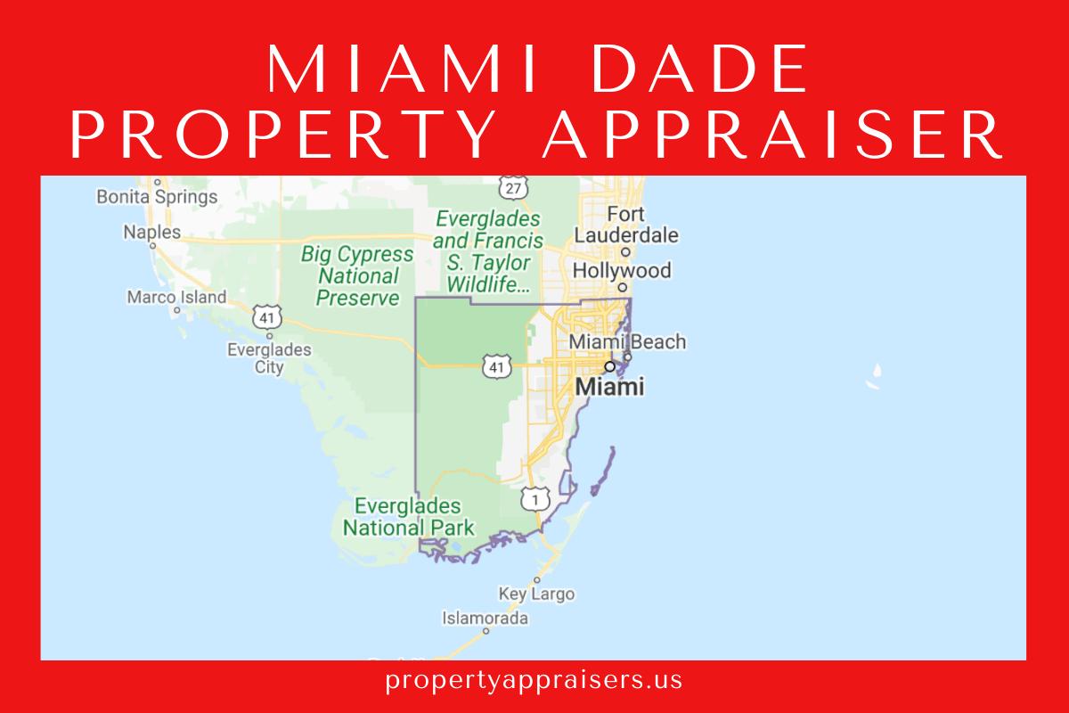 miami dade county property appraiser