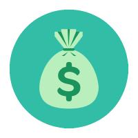 Brevard County PA money icon