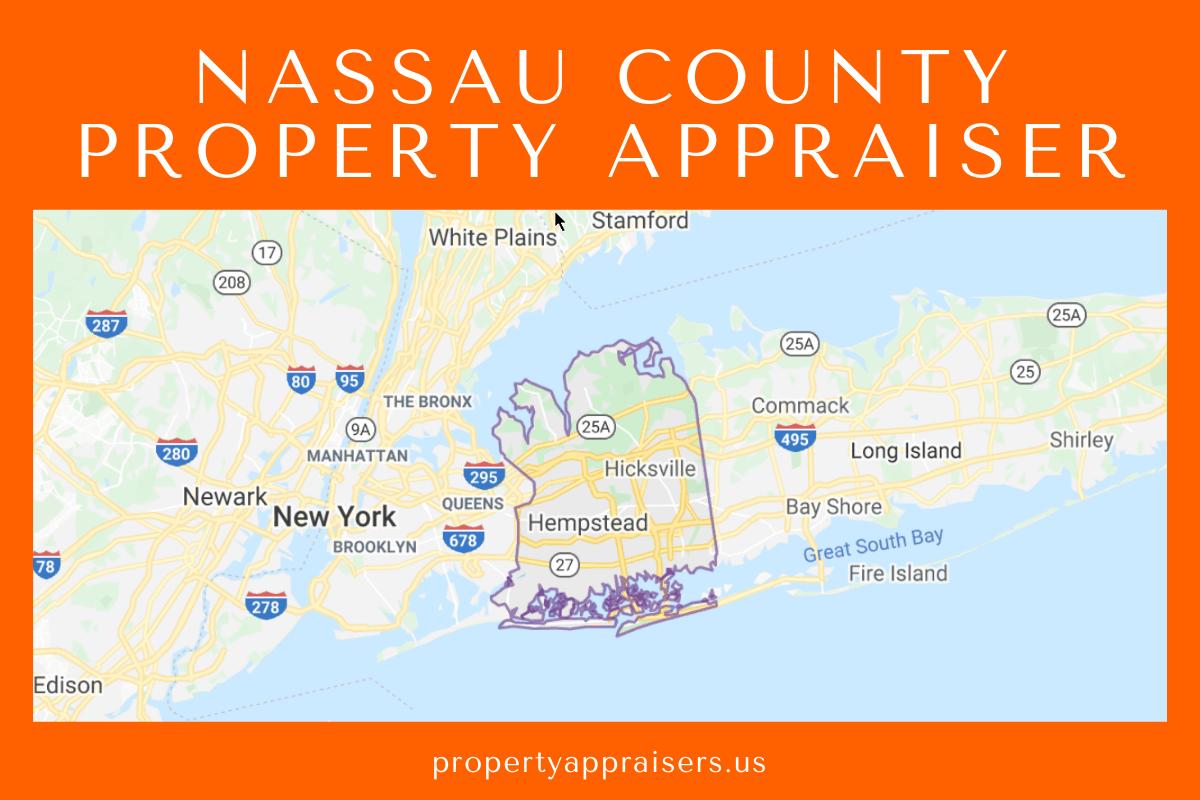 nassau county property appraiser map location