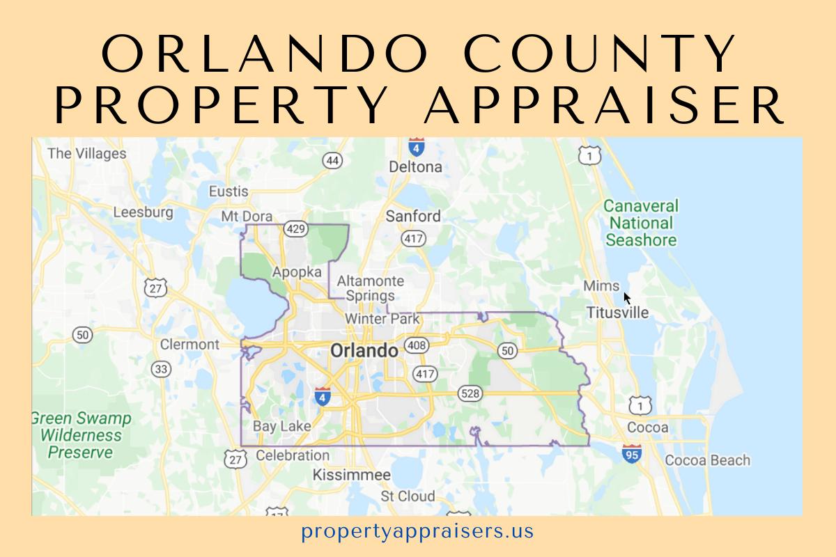 orlando county property appraiser