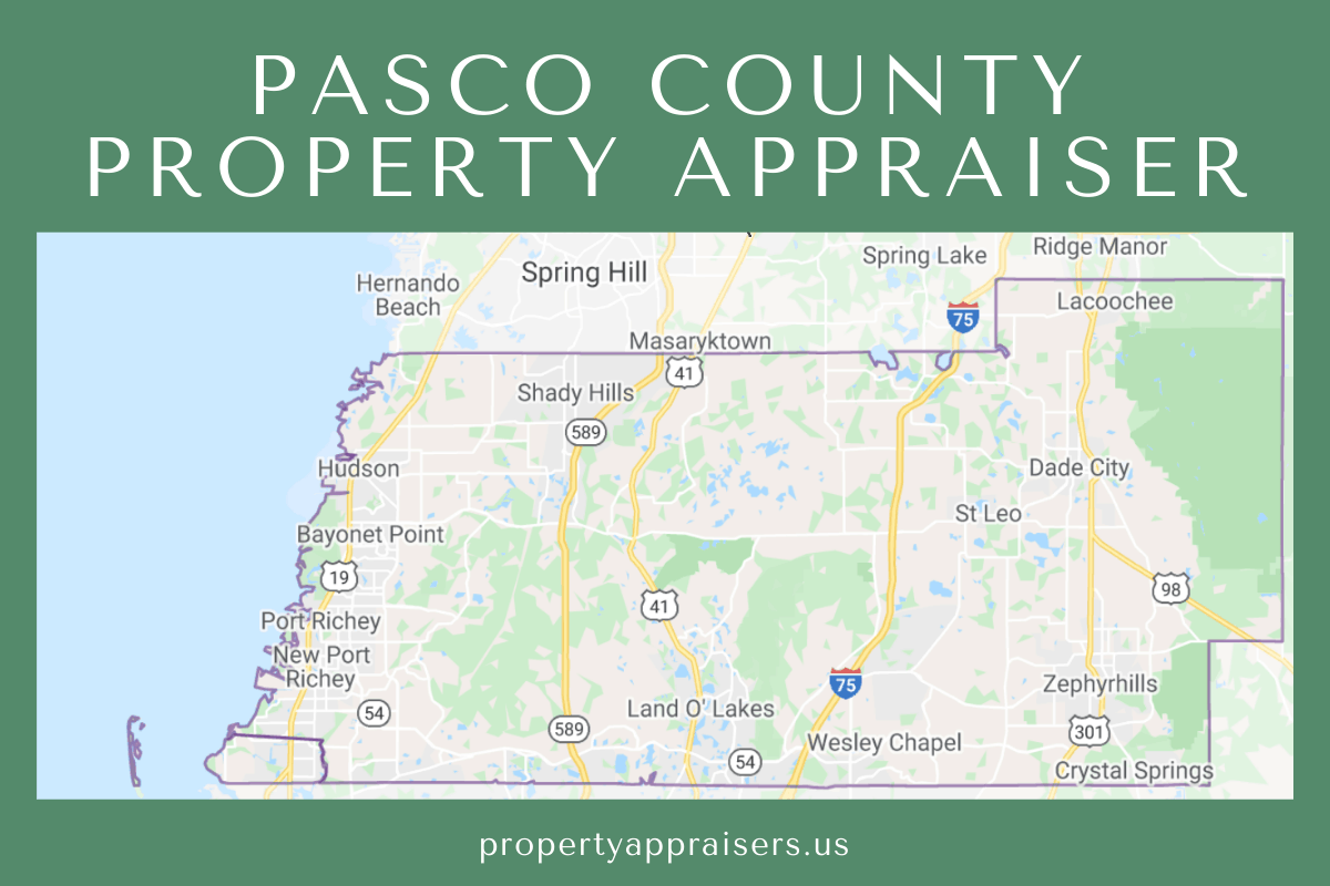 pasco county property appraiser