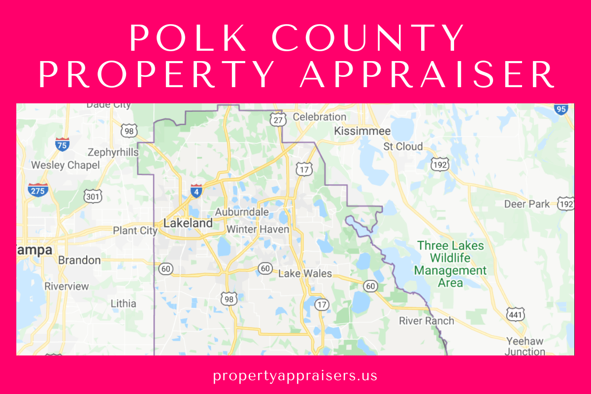 polk county property appraiser