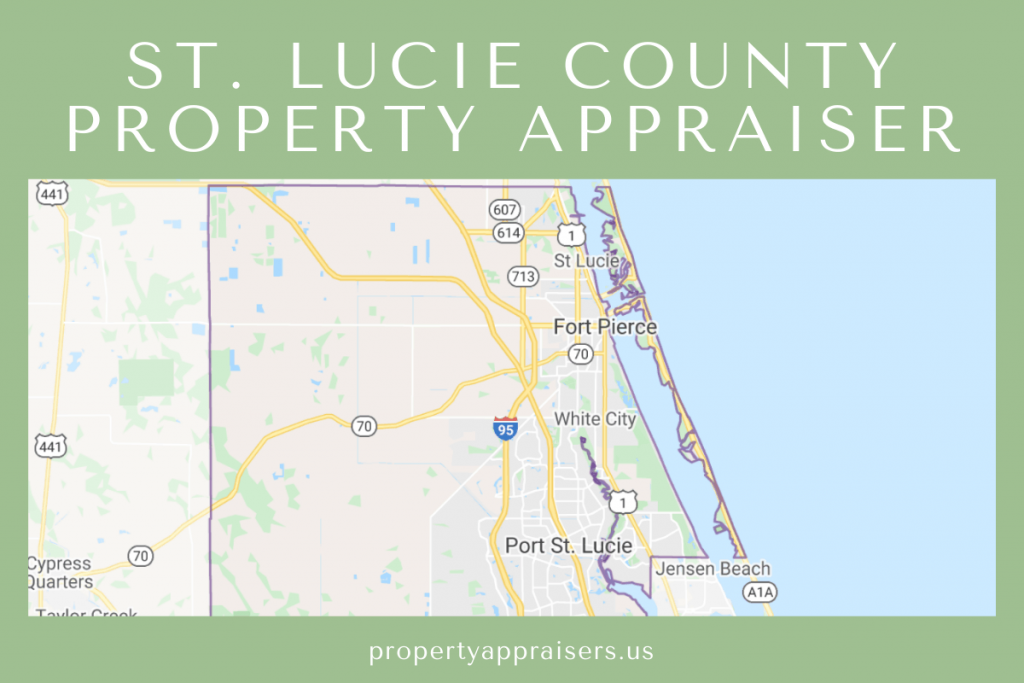 st lucie county property appraiser
