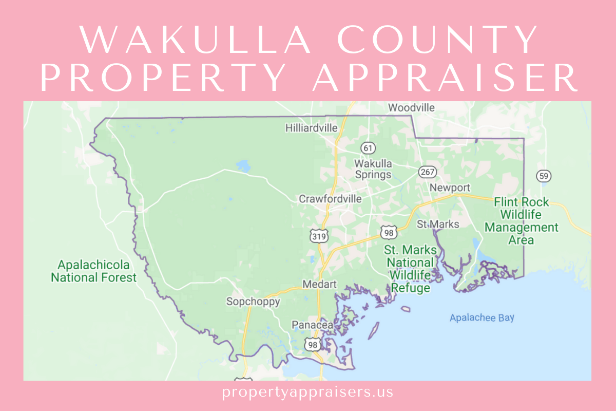 wakulla county property appraiser