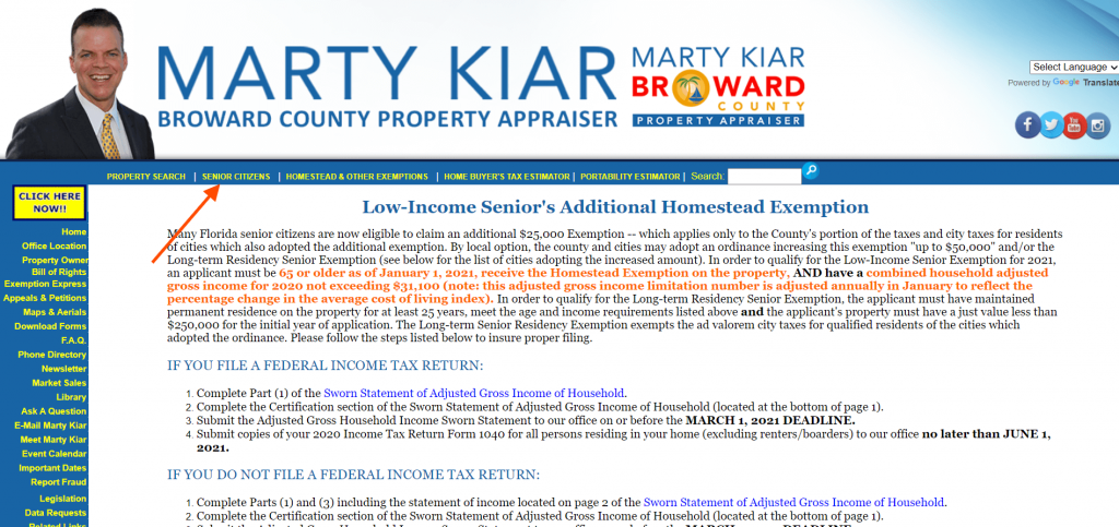 broward county property appraiser menu1
