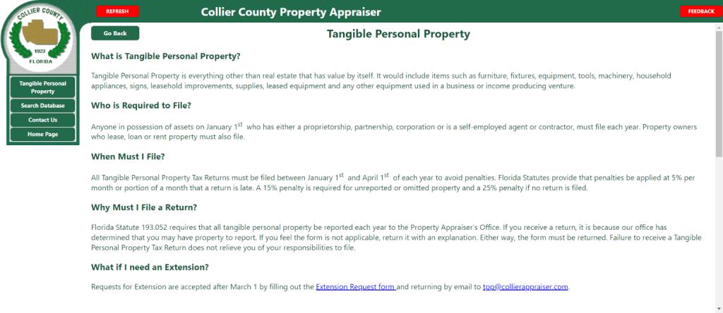 collier county property appraiser menu3