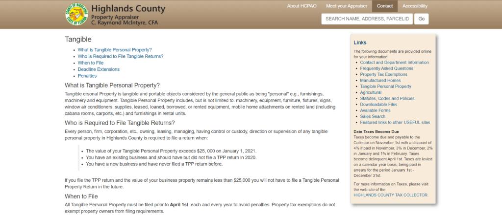 highlands county property appraiser2