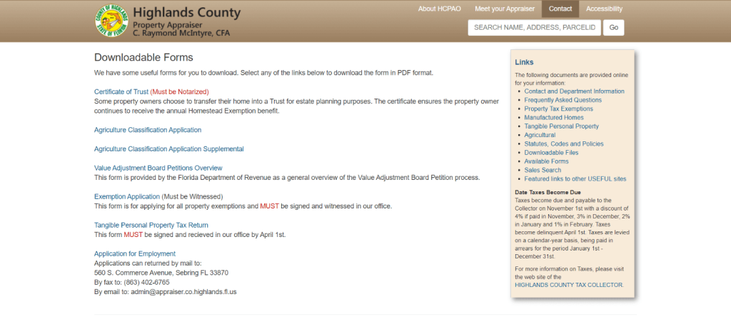 highlands county property appraiser4