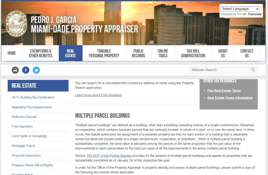 miami dade county property appraiser2