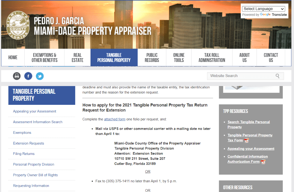 miami dade county property appraiser3