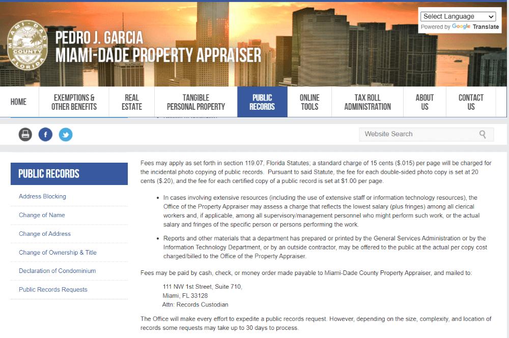 miami dade county property appraiser4