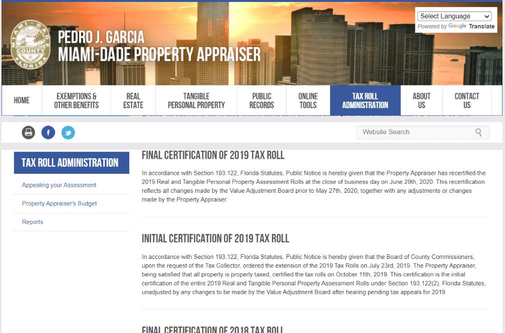 miami dade county property appraiser6