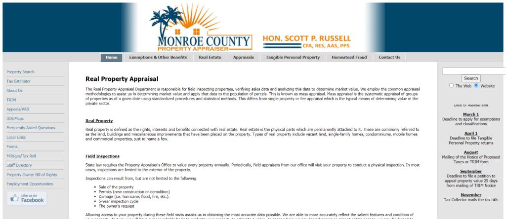 monroe county property appraiser2