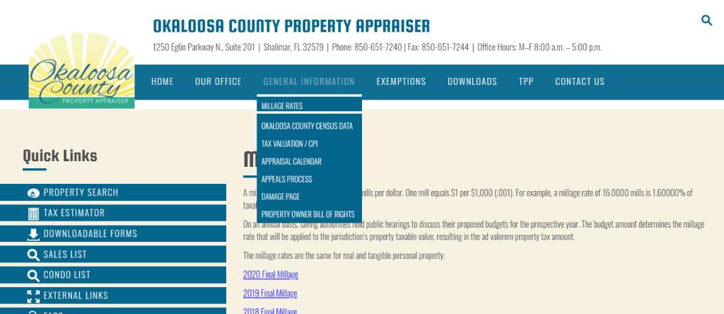 okaloosa county property appraiser1