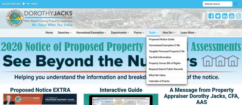 palm beach county property appraiser5