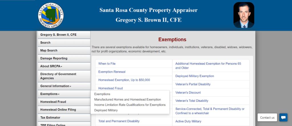 santa rosa county property appraiser2