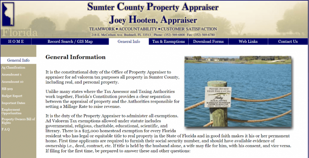 sumter county property appraiser1