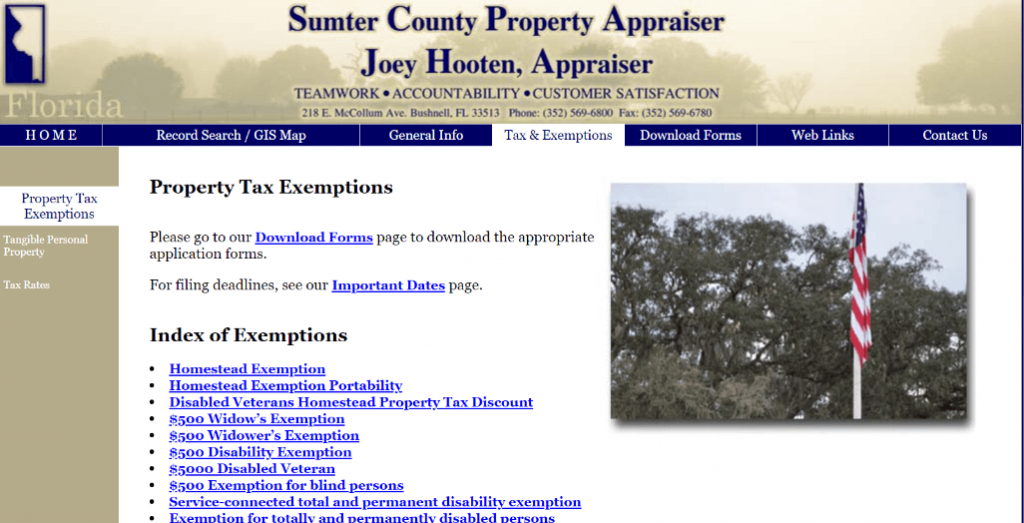 sumter county property appraiser2